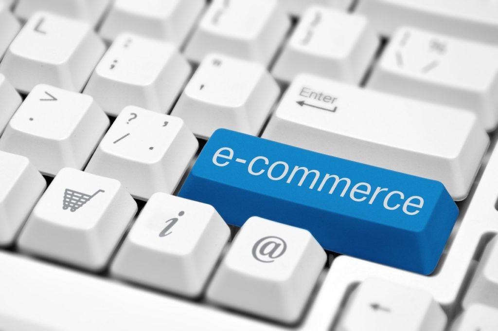 E-commerce keyboard concept